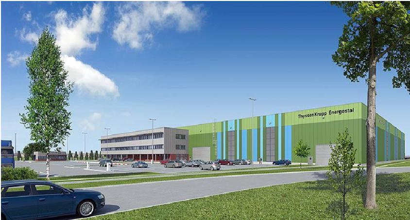 CDI pracuje z ThyssenKrupp Energostal i Drutexem