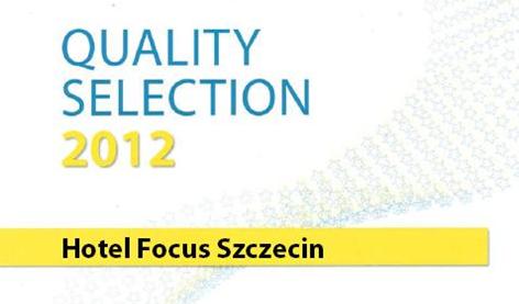 Hotel Focus w Szczecinie wyróżniony