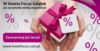 Promocje w hotelach Focus