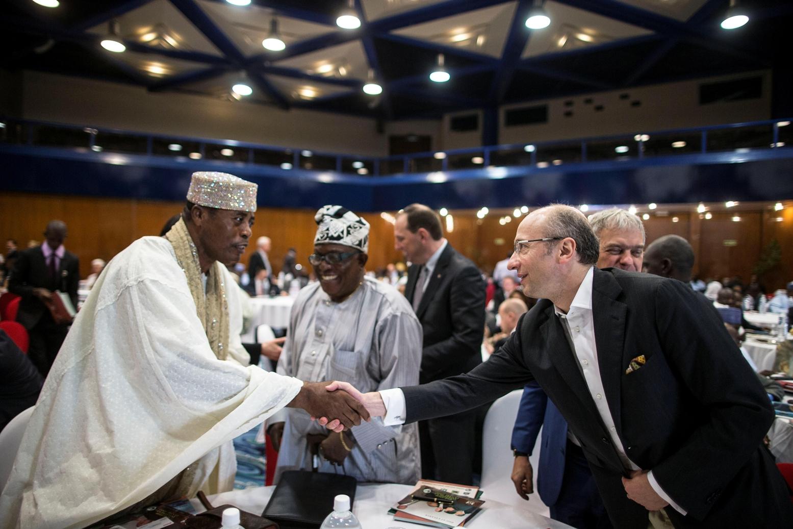 Po wizycie w Nigerii