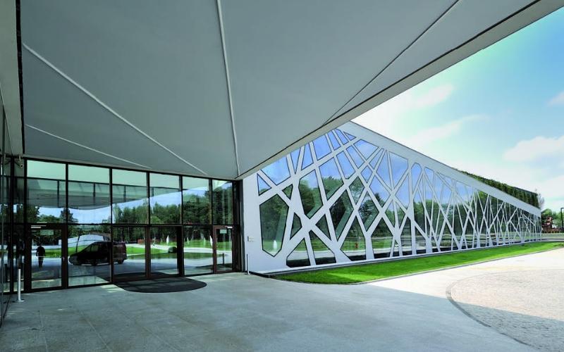 Centrum Konferencyjno-Hotelowe w Serocku Budową Roku