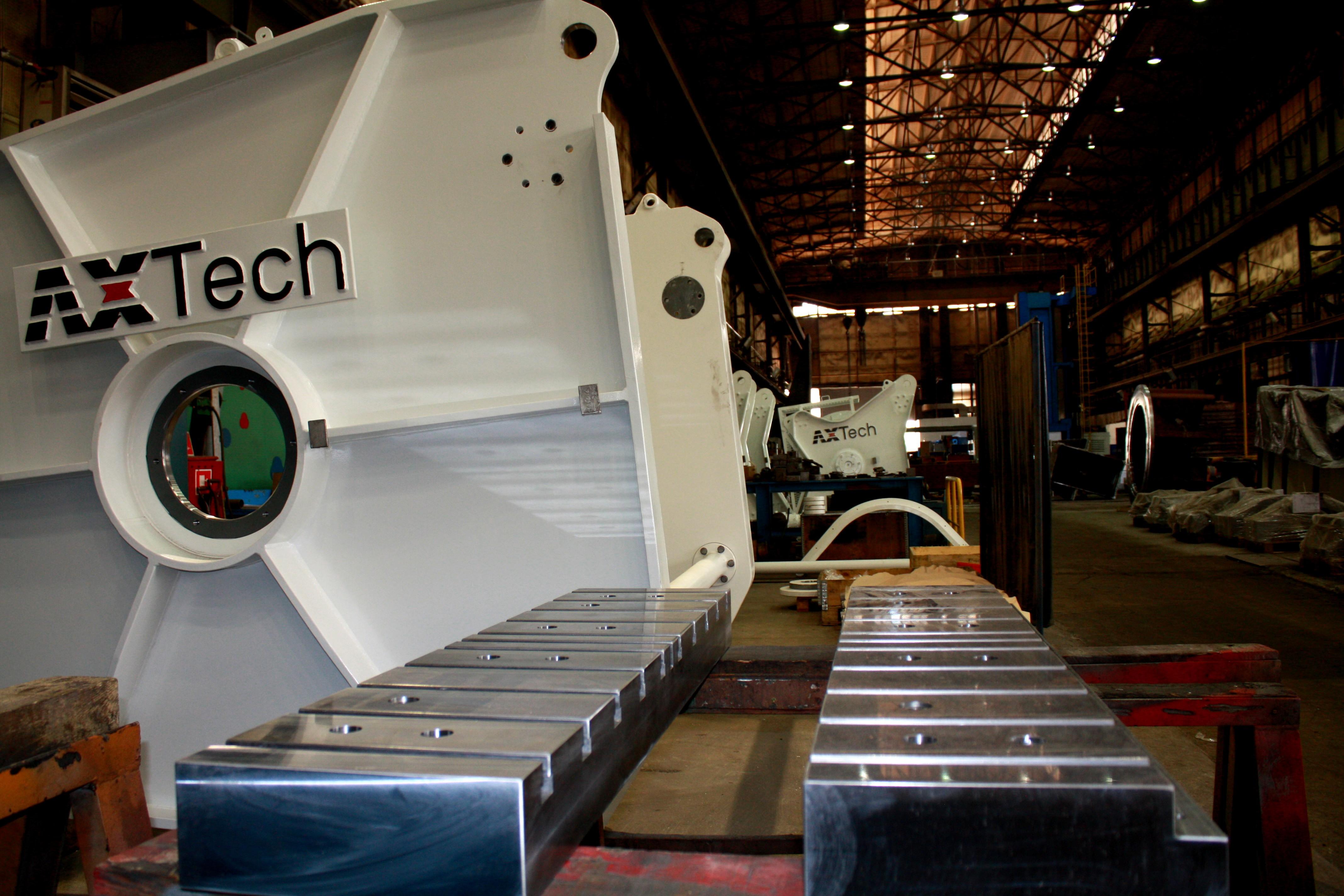 Nowe urządzenia dla firmy AXTech
