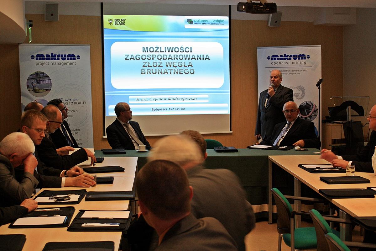 Seminarium górnicze w Bydgoszczy