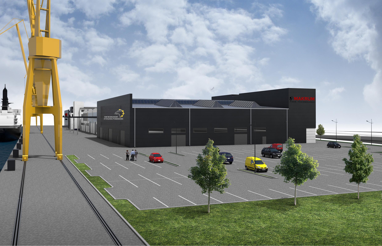 HALIFAX P kupuje szczecińską stocznię Pomerania