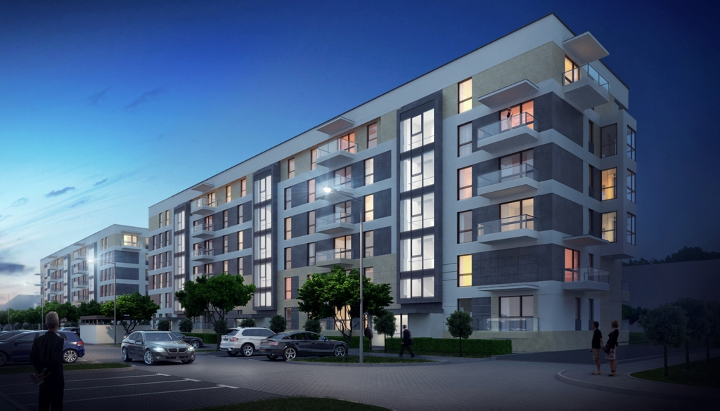 The largest housing investment in Bydgoszcz