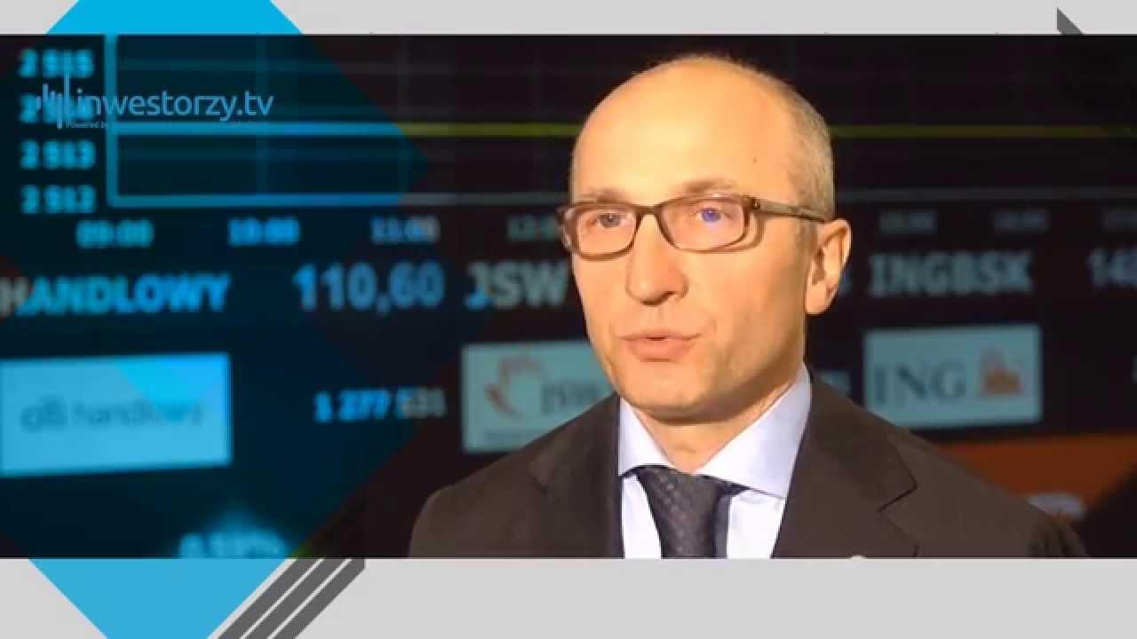 Wywiad z Prezesem Rafałem Jerzym dla Inwestorzy.tv