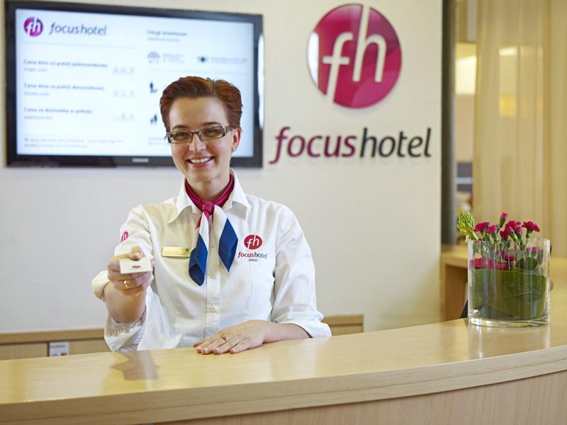 O dynamicznym rozwoju sieci hoteli Focus rozmawiamy z Łukaszem Płoszyńskim