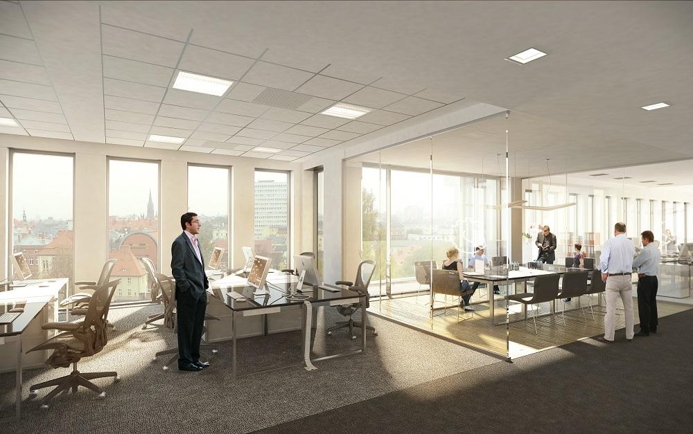 """""""Rynek biurowy  w naszym kraju cały czas dynamicznie rozwija się"""" – o specyfice inwestowania w nieruchomości biurowe w Polsce"""