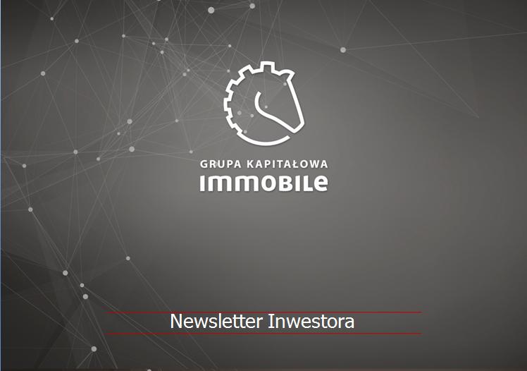 Newsletter Inwestora – WRZESIEŃ 2017