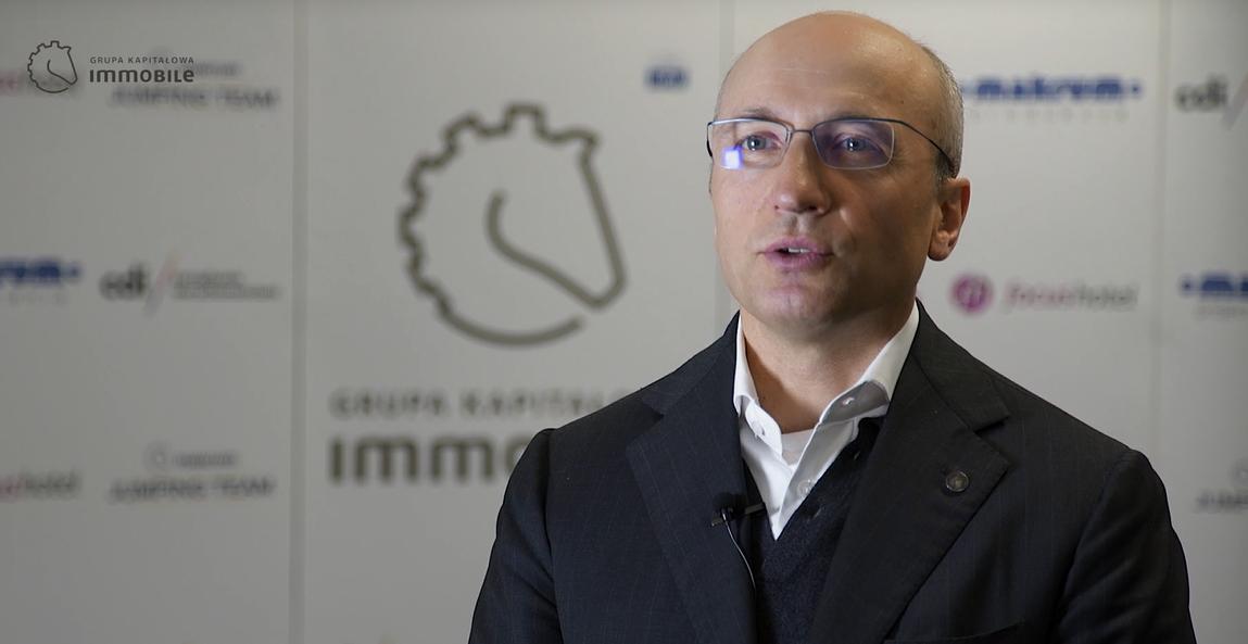 Prezes Rafał Jerzy o wynikach GK IMMOBILE za 2015 rok