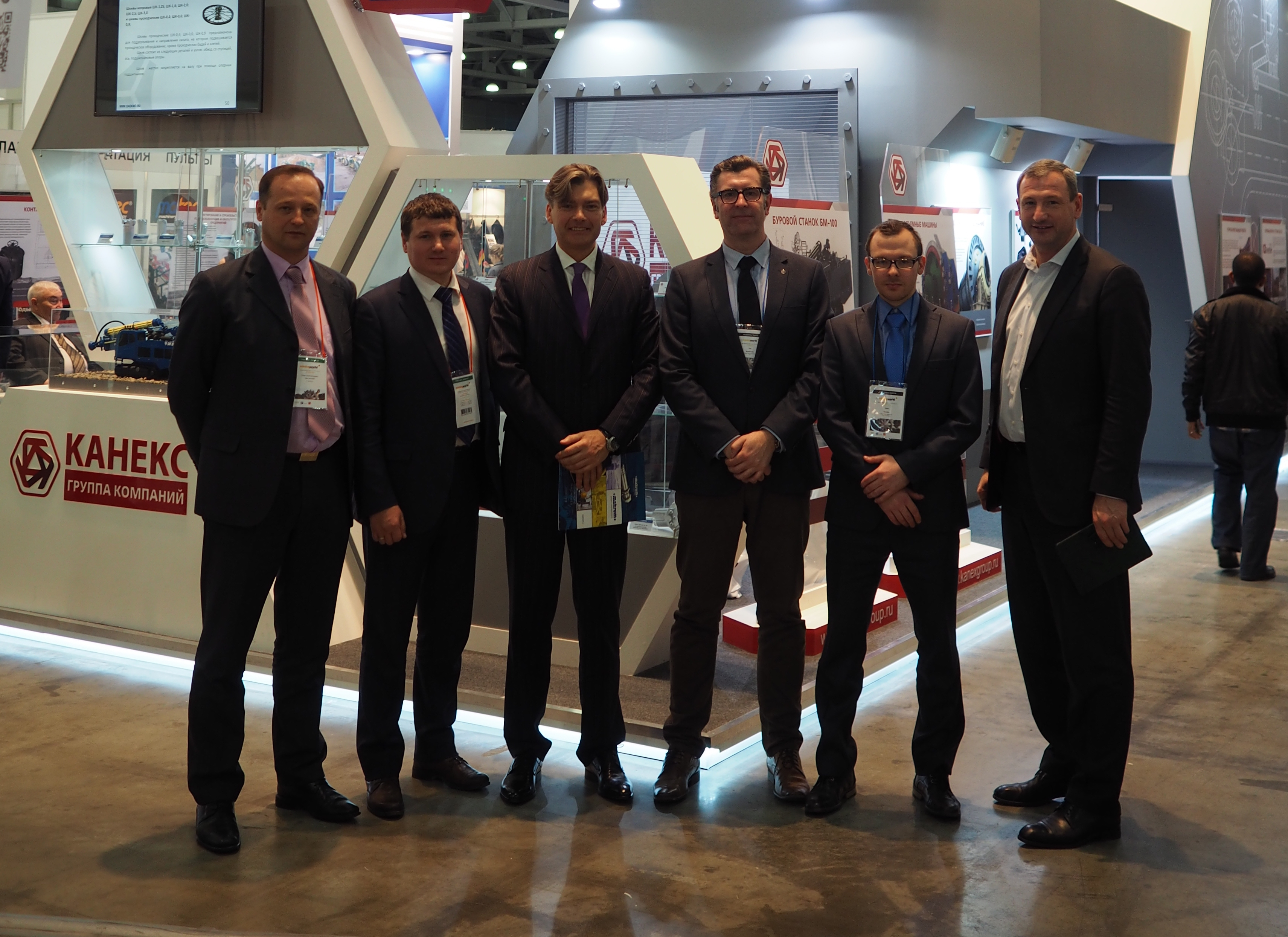 Kanex Group oficjalnym reprezentantem MAKRUM w  Rosji i Kazachstanie
