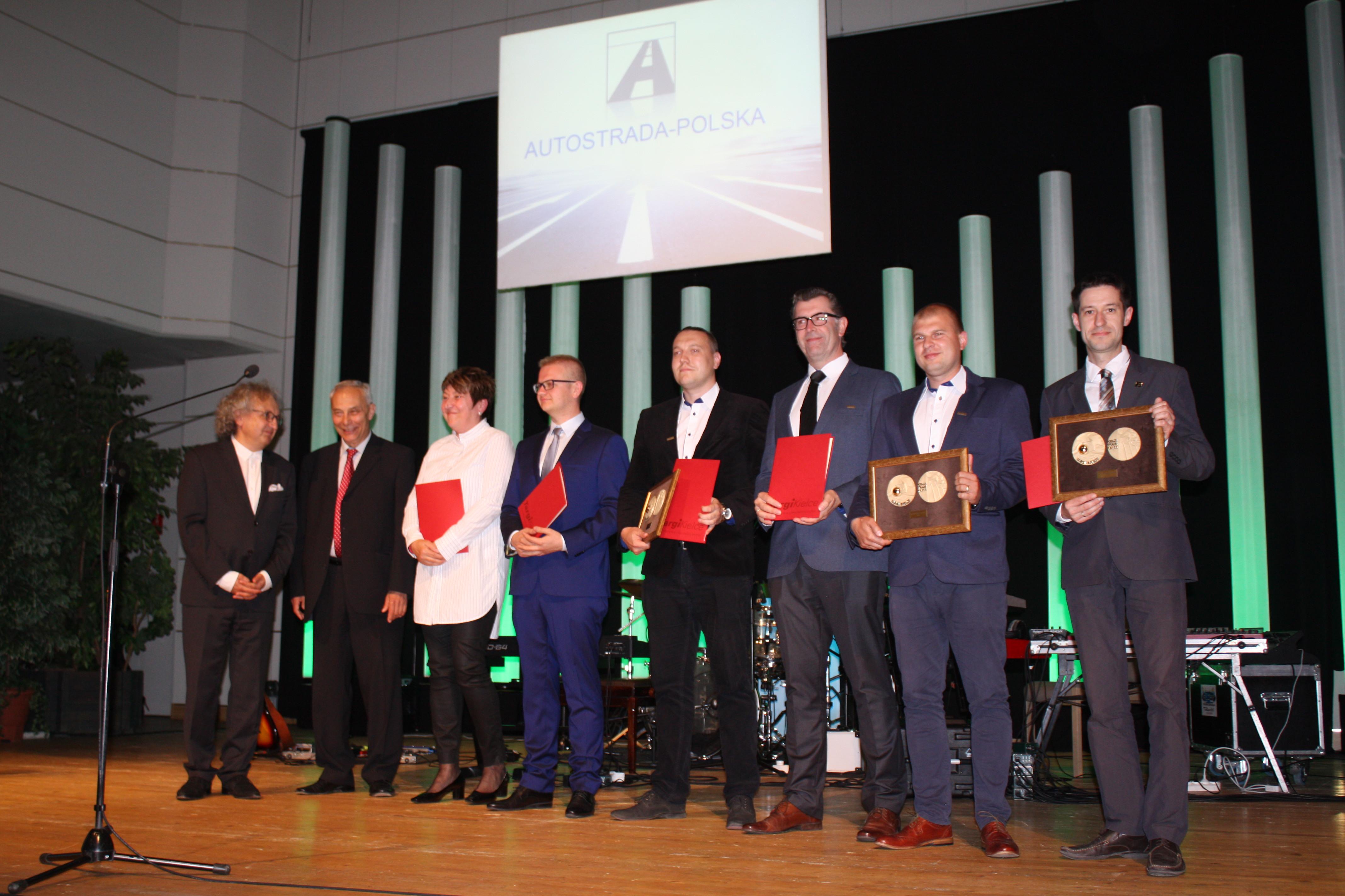 Potrójny sukces MAKRUM na Targach Autostrada-Polska 2016