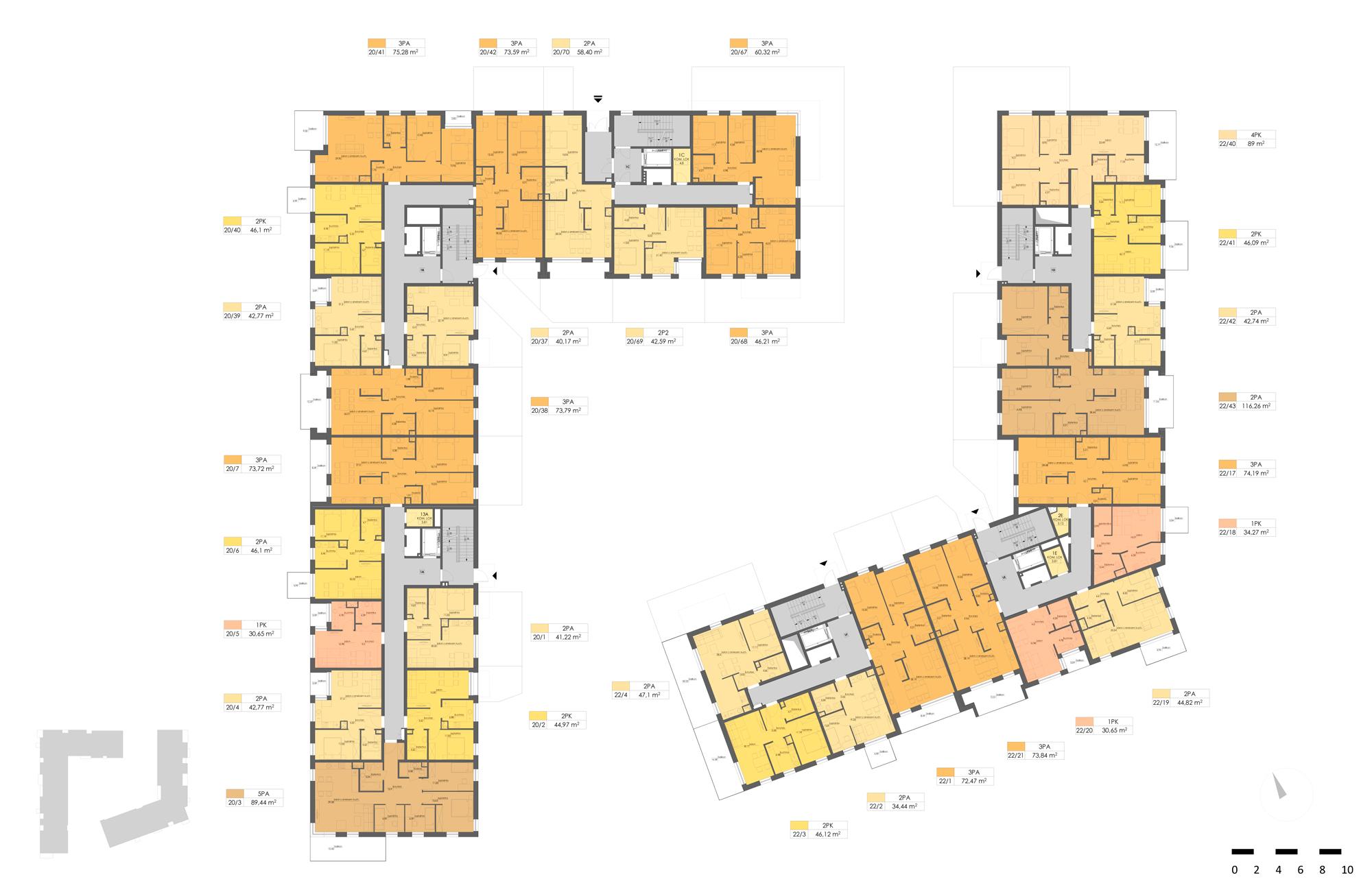 I etap inwestycji Platanowy Park – znajdź swoje wymarzone mieszkanie lub lokal użytkowy!