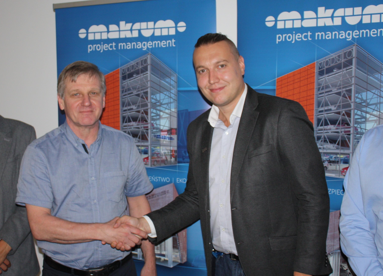 R&S Wind certyfikowanym dystrybutorem automatycznych systemów parkingowych MODULO
