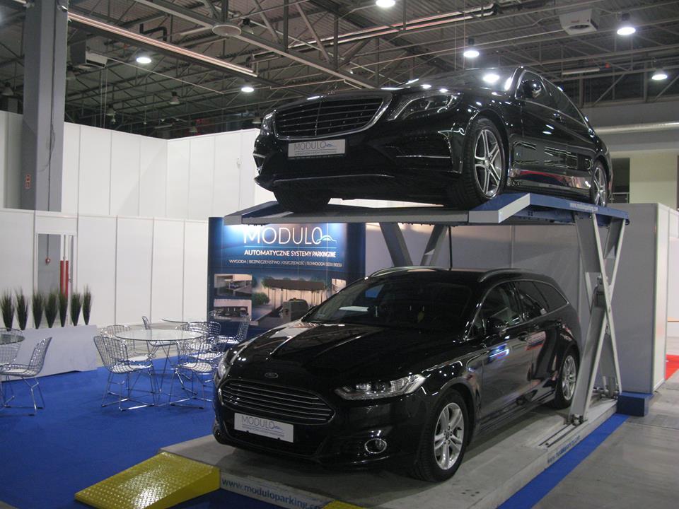 Relacja z prezentacji parkingów MODULO na Targach EUROPARKING 2016