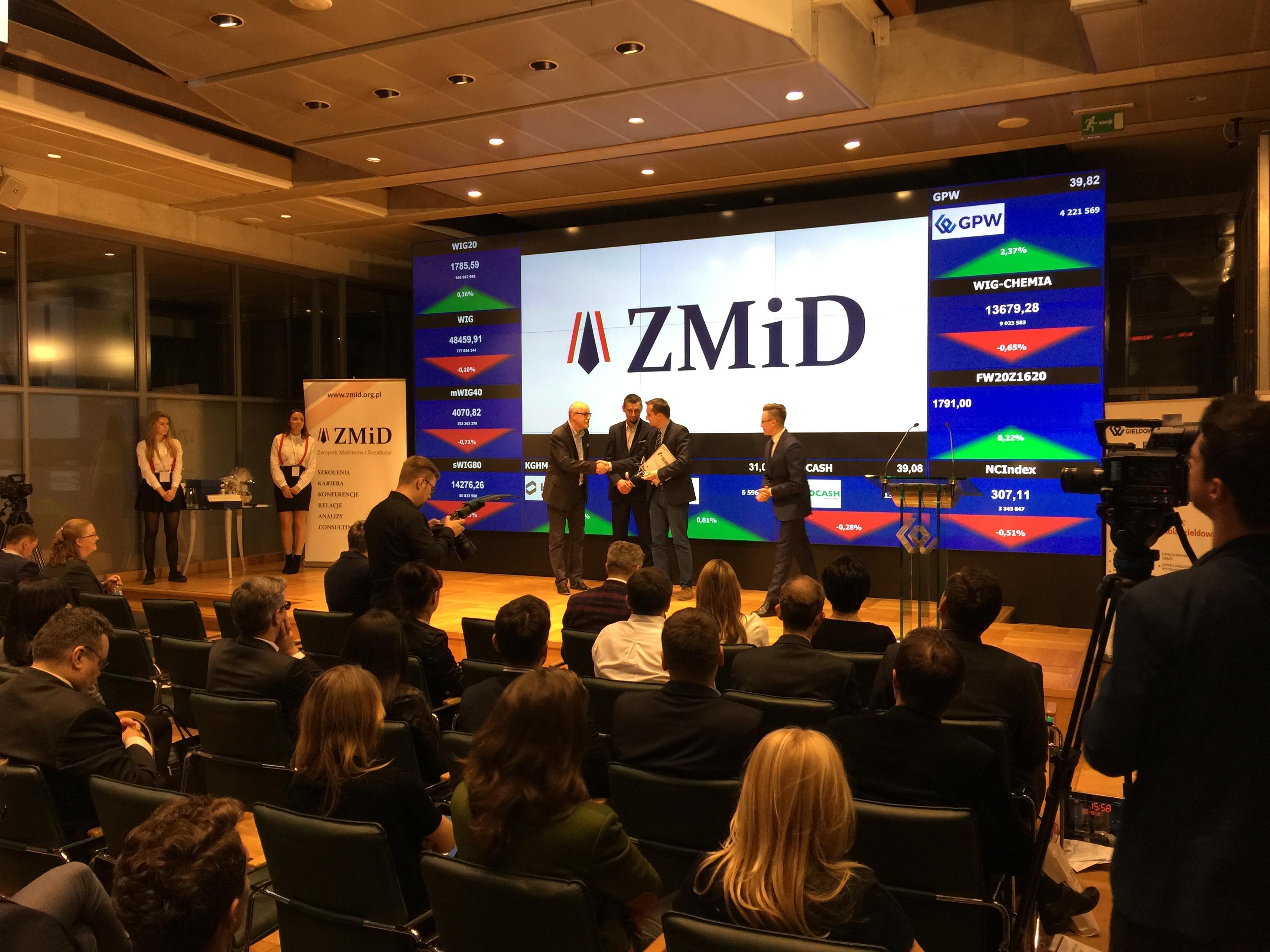 Grupa Kapitałowa IMMOBILE partnerem Konferencji Związku Maklerów i Doradców