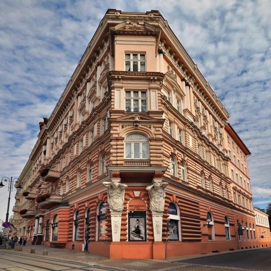 Zakup Hotelu pod Orłem w Bydgoszczy