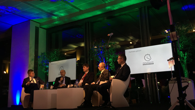 GK IMMOBILE na Capital Market Forum