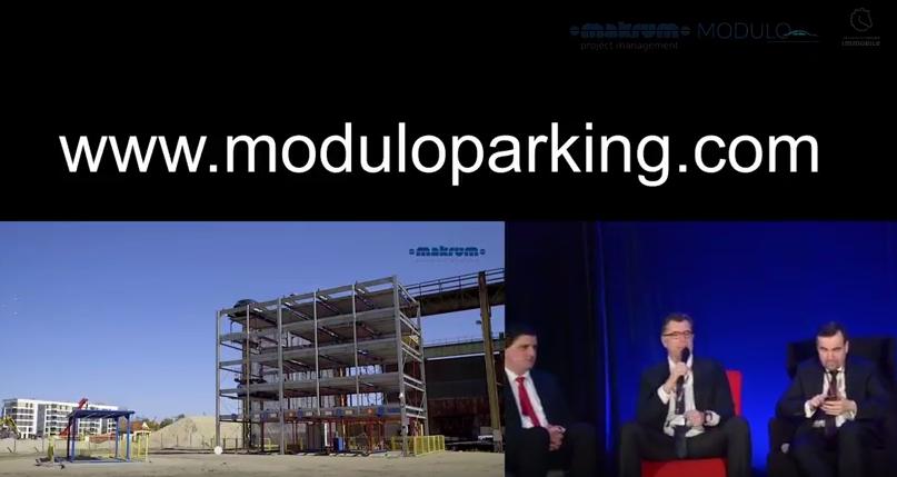 O innowacyjnych Parkingach MODULO na Konferencji Projekt Inwestor (video)
