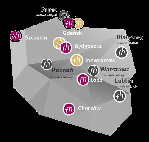 Focus Hotel Poznań – ogłoszenie kolejnego otwarcia obiektu sieci