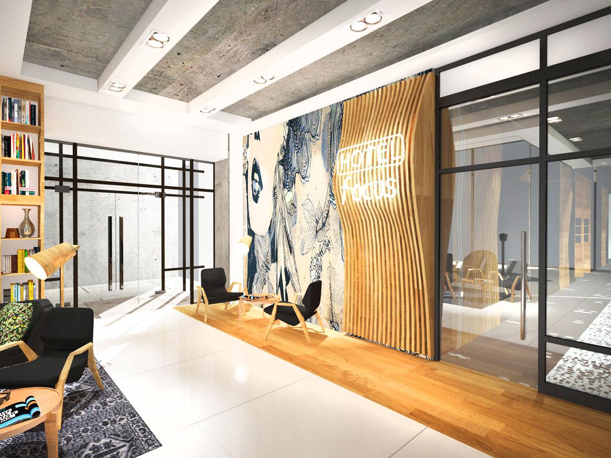 Znamy datę otwarcia trzeciego hotelu sieci Focus w Trójmieście