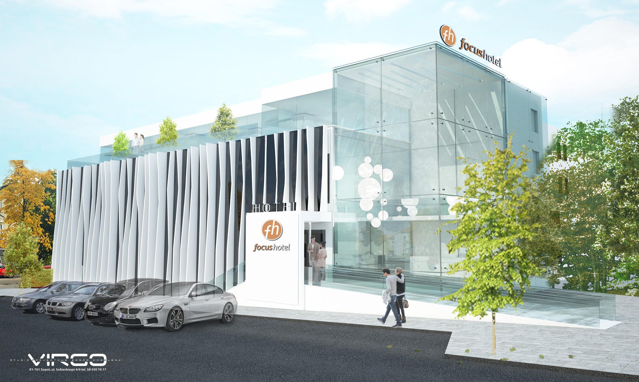 Ekspansja sieci hoteli Focus – zbliża się otwarcie obiektu w Sopocie