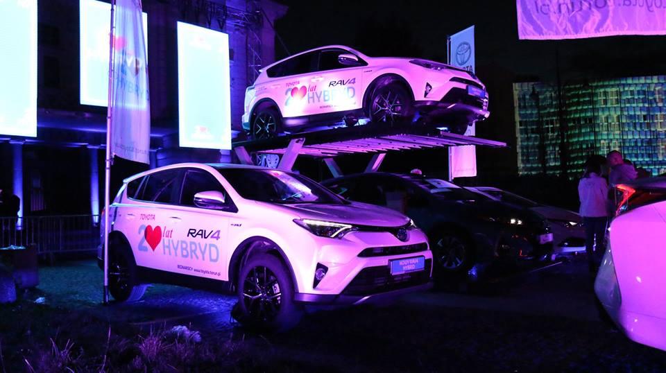 Prezentacja parkingów MODULO podczas Bella Skyway 2017