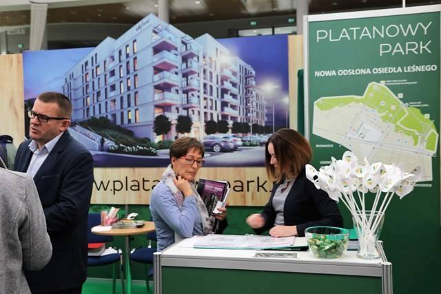 Stoisko Platanowego Parku najlepszym stoiskiem jesiennych Targów Mieszkaniowych SAWO