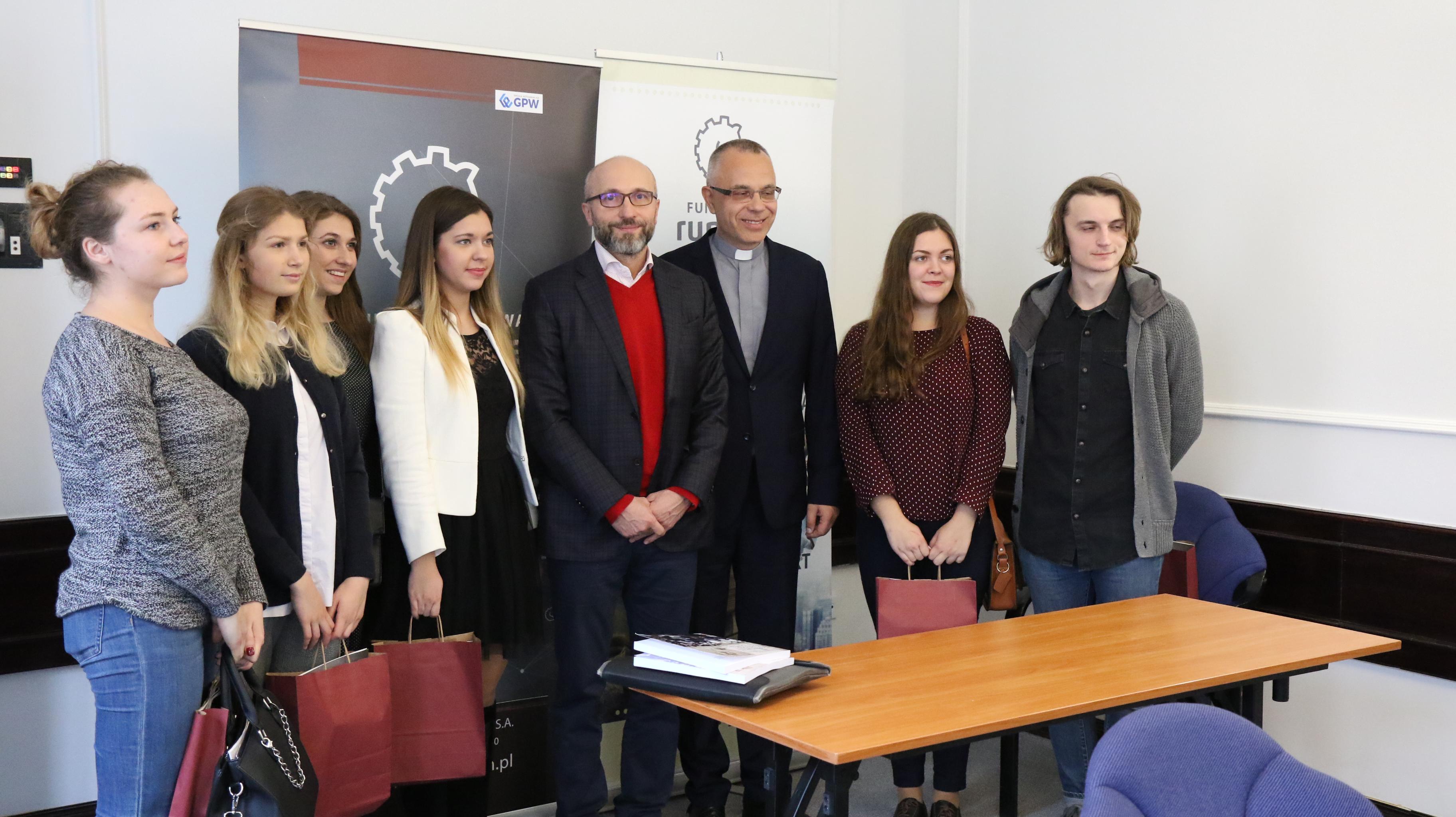 Nowi stypendyści i inauguracja 5 roku działalności Fundacji Rumak