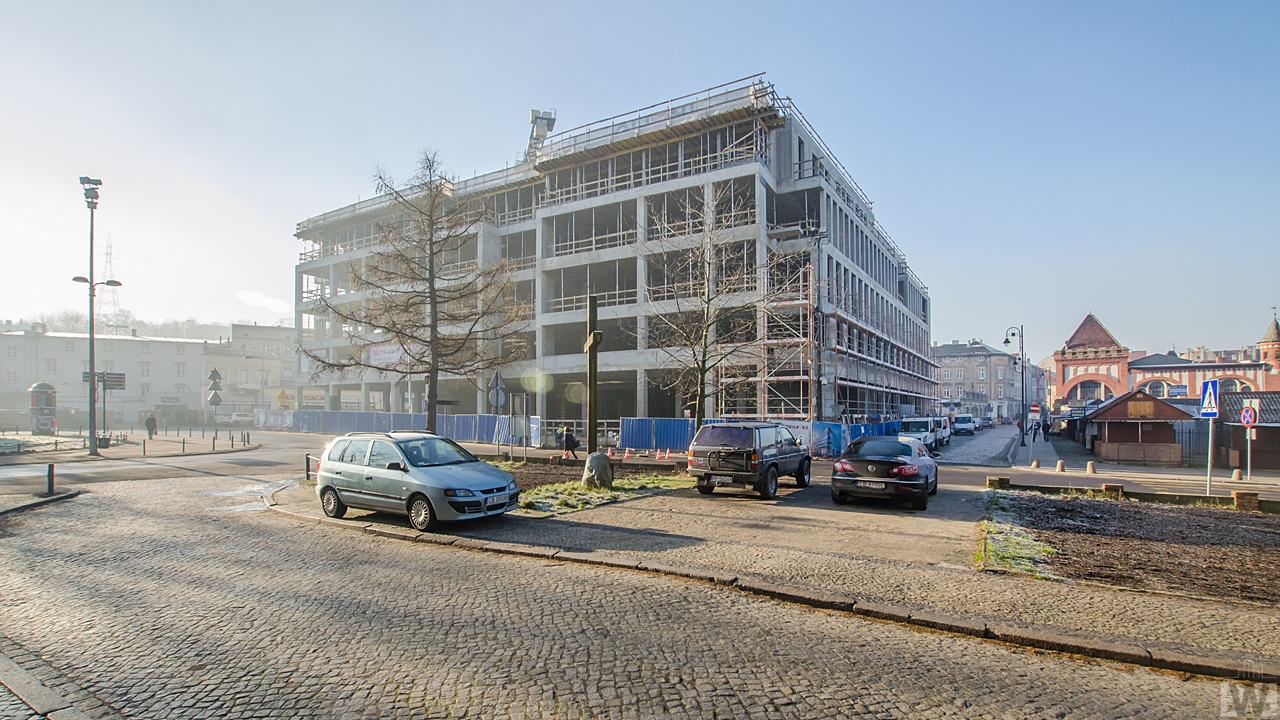 The final of construction works on the IMMOBILE K3 investment
