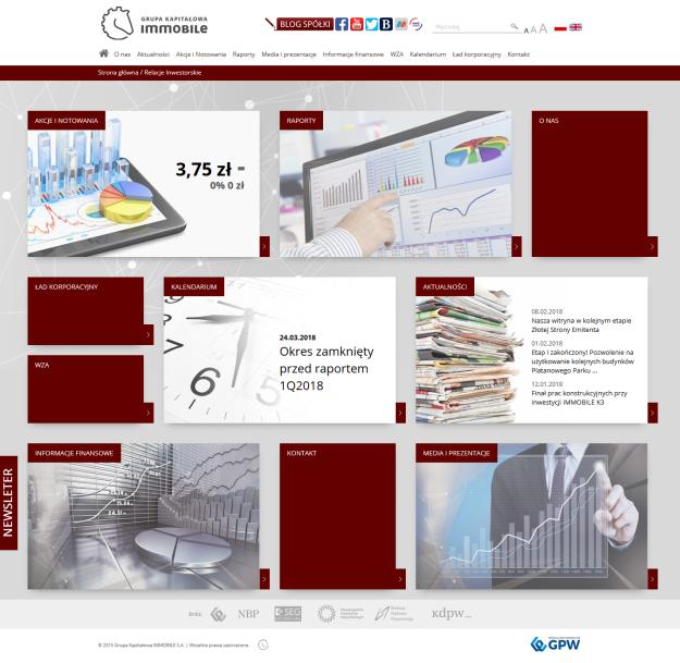 Screenshot-2018-2-9 Relacje Inwestorskie - IMMOBILE_RELACJE