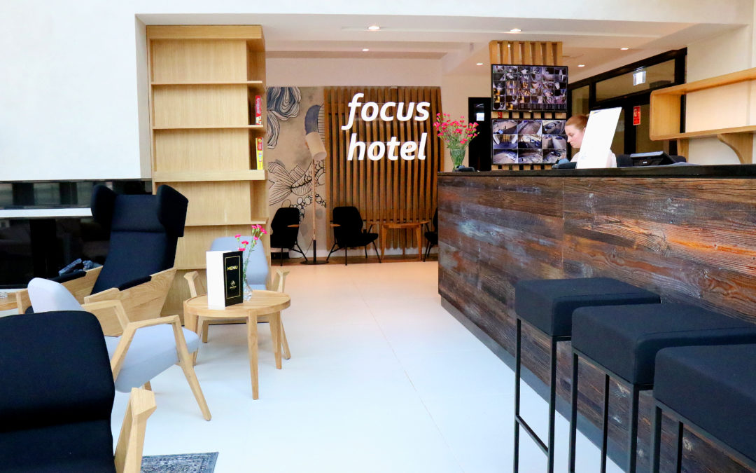 The Focus Hotels network opened a boutique hotel in the Tri-City