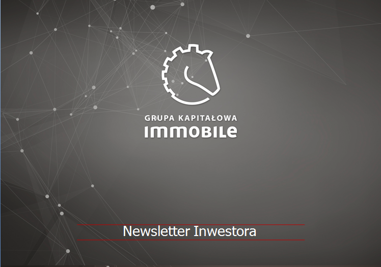 Investor's newsletter – JANUARY 2019