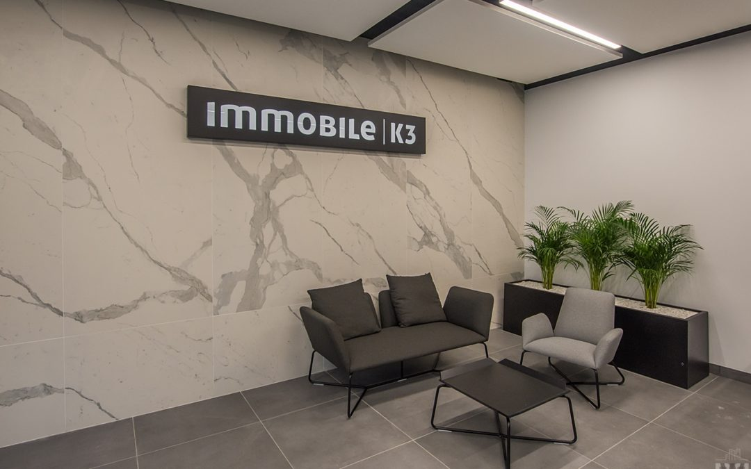 Tenants in the office investment IMMOBILE K3