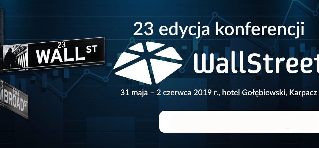 Spotkaj się z Grupą Kapitałową IMMOBILE na WallStreet w Karpaczu (konkurs!)
