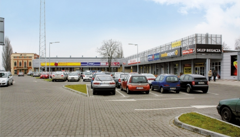 The sale of the Faktoria Shopping Center is the next step in the implementation of the Group's strategy