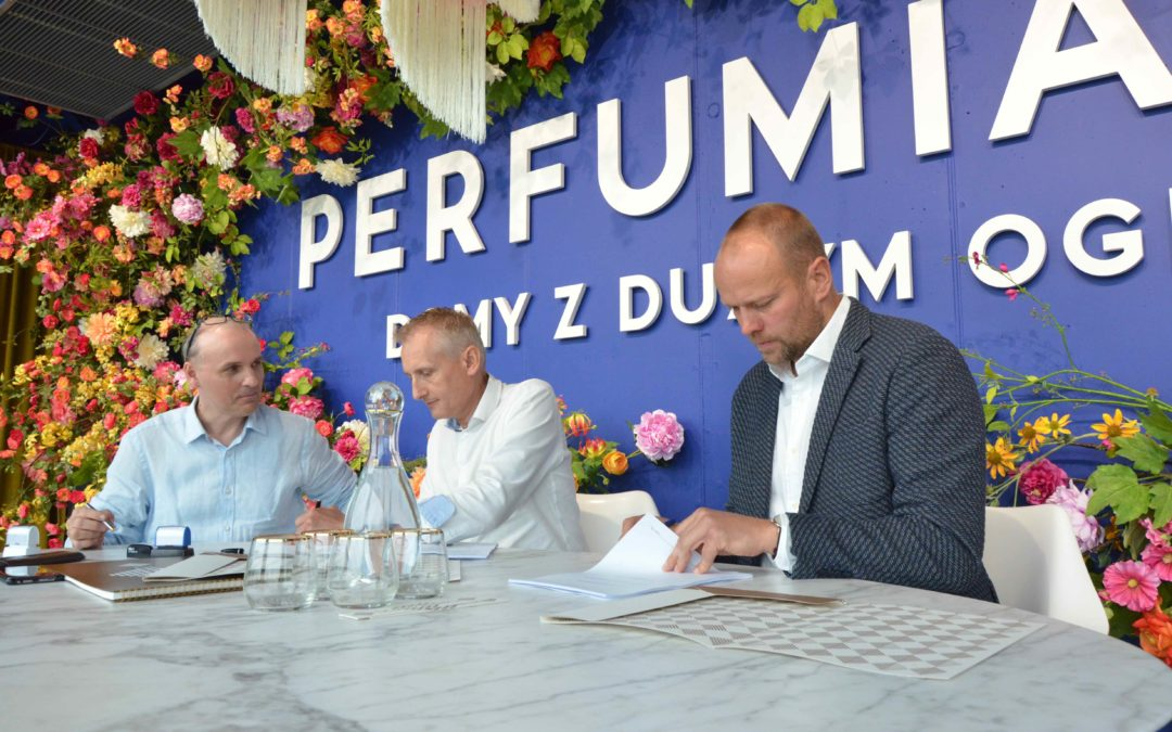 Projprzem Budownictwo with a large contract