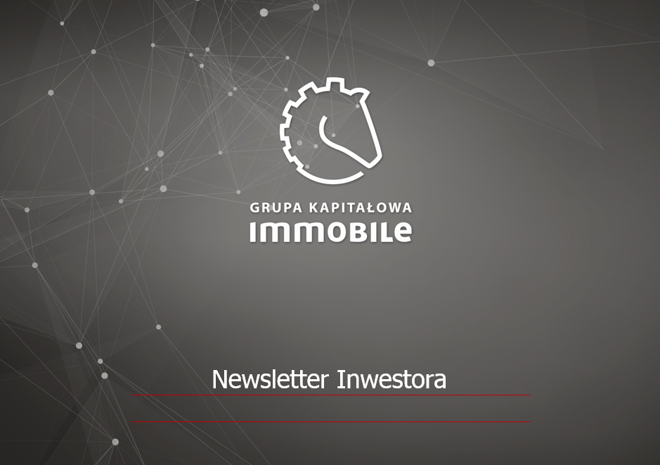 Investor's Newsletter – JANUARY 2021