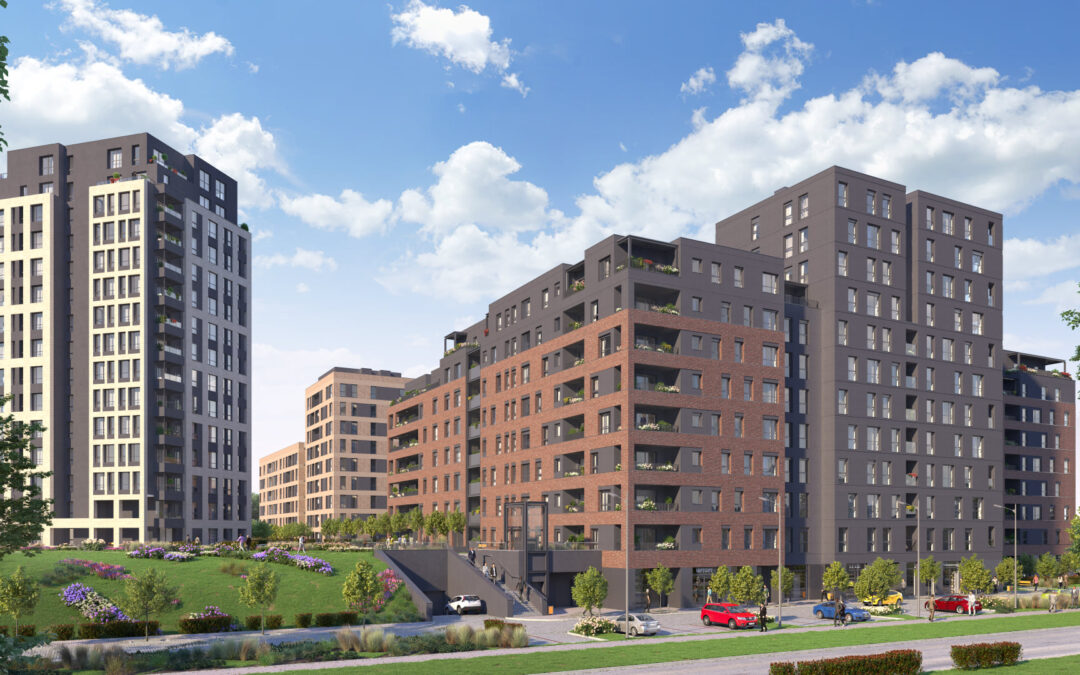 Platanowy Park – the largest residential investment in Bydgoszcz