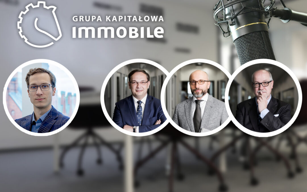 Co zrobimy z Robertem Słuszczakiem, przetarg na tłocznie, analiza Atremu – cotygodniowy podcast Grupy Kapitałowej IMMOBILE