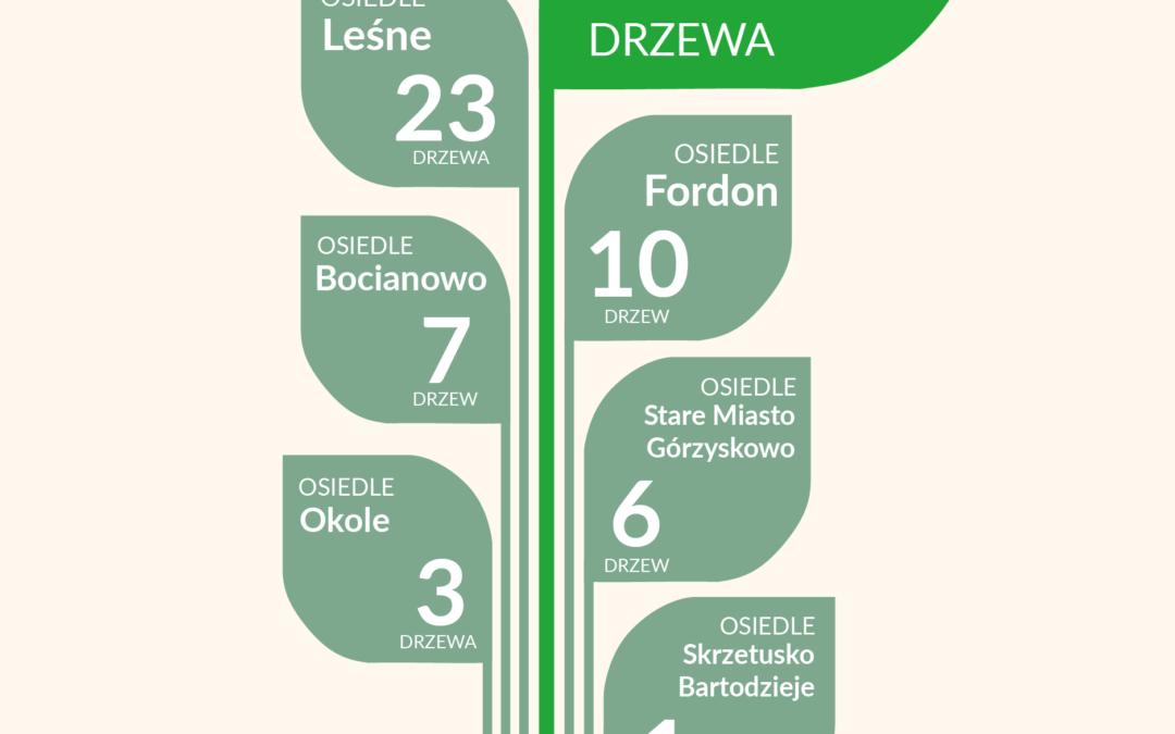 Zielony ranking osiedli Fundacji IMMO