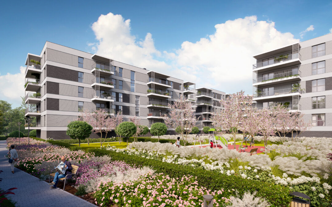 Rabatki – the new development investment of Grupa Kapitałowa IMMOBILE!