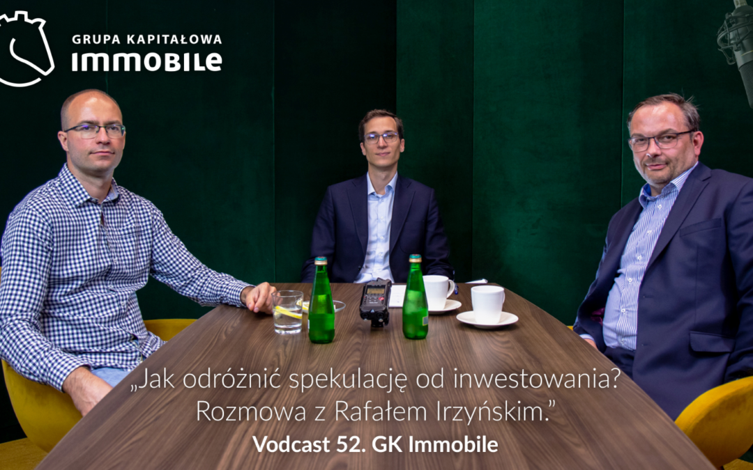 Jak odróżnić spekulację od inwestowania? Rozmowa z Rafałem Irzyńskim – Akcje bez tajemnic #3 📈