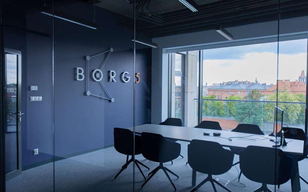 BORG5 – new tenant in Immobile K3
