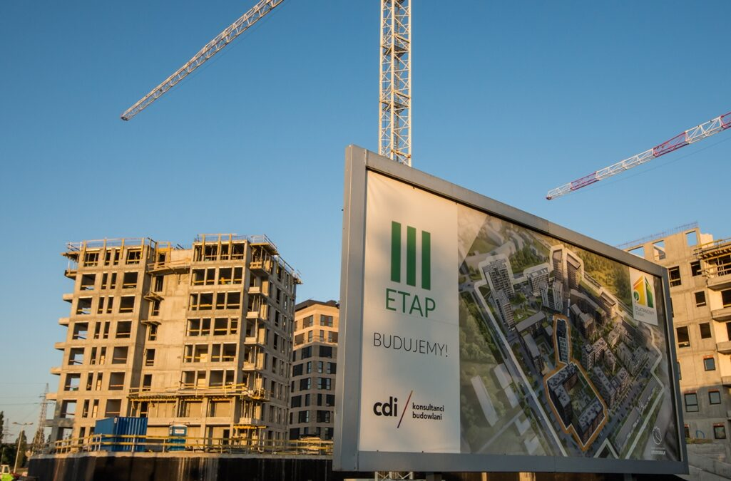 We are returning to Platanowy Park – stage III is growing!